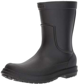 Crocs Men's AllCast M Rain Boot Black
