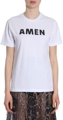 Amen Cotton Jersey T-shirt