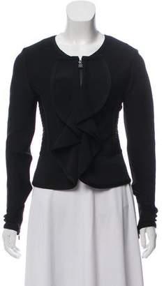 Herve Leger Kaydan Knit Jacket