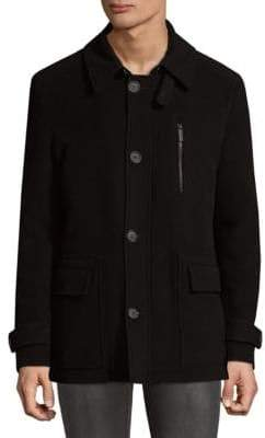 Strellson Point Collar Jacket