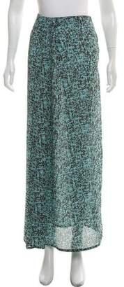 Acne Studios Printed Maxi Skirt