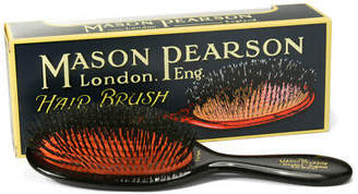 Mason Pearson NEW Black Small Extra Bristle Brush