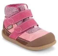 See Kai Run Baby Girl's Atlas Waterproof Hiker Boots