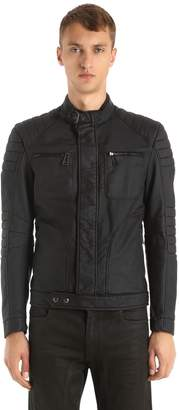 Belstaff New Waybridge Cotton Biker Jacket