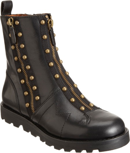 Marc by Marc Jacobs Studded Zip Ankle Boot