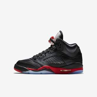 7b784f0cc8657 Jordan Big Kids  Shoe Air 5 Retro
