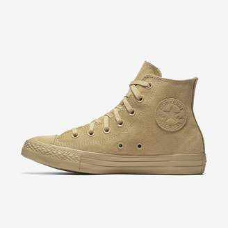 Converse Chuck Taylor All Star Mono Suede High Top Women's Shoe