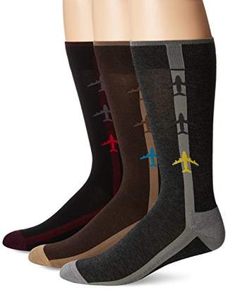 Hue Men's Jetsetter Sock