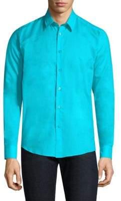 Vilebrequin Classic Cotton Button-Down Shirt