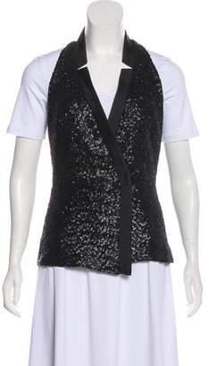 Veronica Beard Sequin Vest