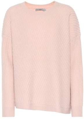 Vince Ribbed wool-blend sweater