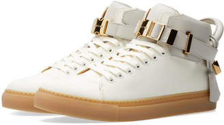 Buscemi 100MM Canvas High Sneaker