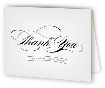 Big City - New York City Thank You Cards