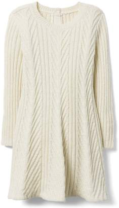 Crazy 8 Crazy8 Toddler Sparkle Sweater Dress