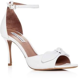 Tabitha Simmons Women's Mimmi Leather High-Heel Sandals