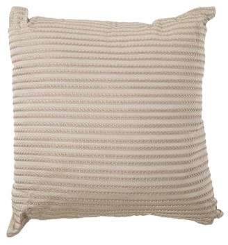 Frette Embroidered Throw Pillow