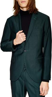 Topman Banbury Slim Fit Suit Jacket