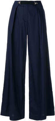 Pierantonio Gaspari Pierantoniogaspari wide-leg pleated trousers