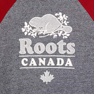 Roots Womens York Baseball Slim Top