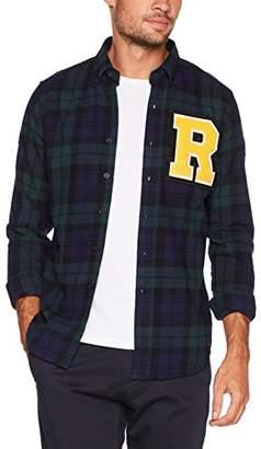 Replay Men's M4912C.000.51980 Casual Shirt,L