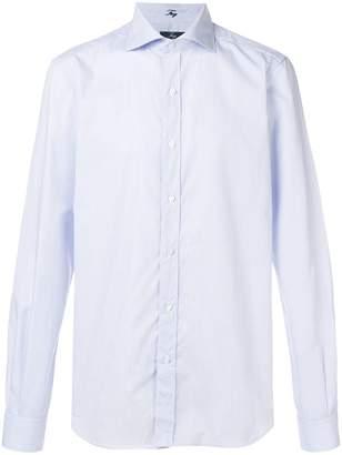 Fay plain button shirt