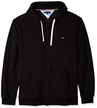 Tommy Hilfiger Men's Big and Tall Hoodie Sweatshirt