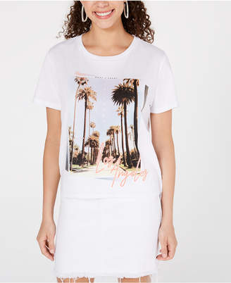 8fd6b01a5 Freeze 24-7 Juniors' Los Angeles Graphic T-Shirt