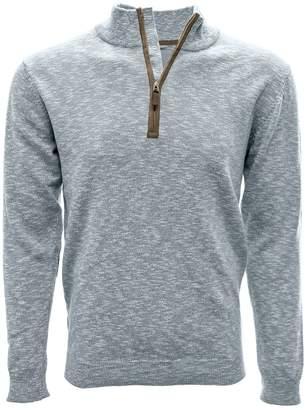 Salute Marina Quarter Zip Sweater