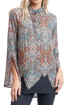 Fever Tunic Blouse