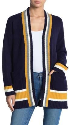 Cotton Emporium Collegiate Cardigan