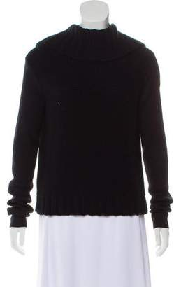 Proenza Schouler Wool-Blend Knit Cardigan