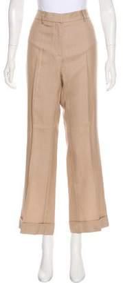 Stella McCartney Mid-Rise Flared Pants