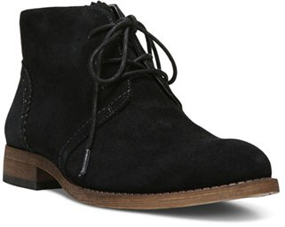 Franco Sarto 'Heathrow' Lace Up Bootie (Women) $128.95 thestylecure.com