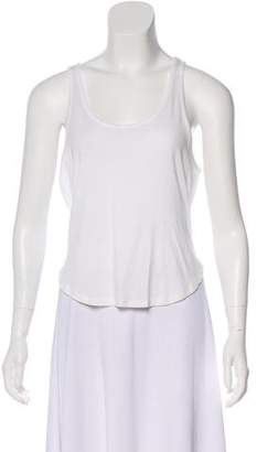 Theyskens' Theory Sleeveless High-Low Top w/ Tags