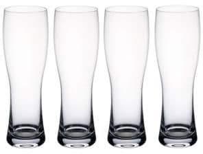 Villeroy & Boch Purismo Beer Pilsner Set of 4