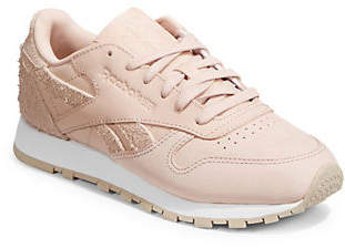 Reebok Women's Classic Leather Running Shoes