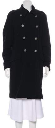 Max Mara Weekend Wool Double-Breasted Coat
