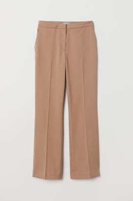 H&M Pants with Creases - Beige
