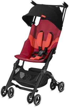 GB Pockit+ All Terrain Pushchair - Rose Red
