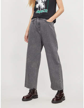 Cheap Monday Mega oversized high-rise relaxed-fit jeans