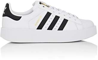 adidas Women's Superstar Bold Leather Sneakers