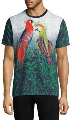 Etro Parrotfish Cotton Tee