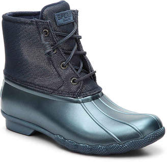 Sperry Saltwater Pearlized Duck Boot - Women's
