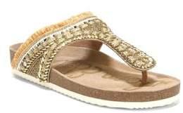 Sam Edelman Olivie Leather Sandals