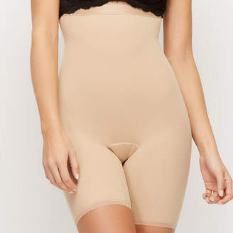 HOOKEDUP Hookedup High Waist Shaping Mid Thigh Body Shaper - 1074