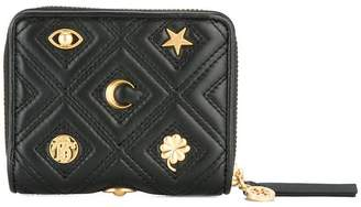 Tory Burch Farida Fleming medium wallet