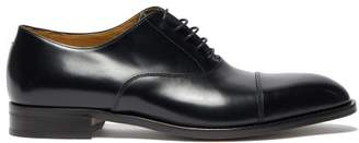 Paul Smith Kenning Leather Oxford Shoes - Mens - Black