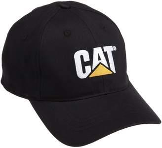 Caterpillar Mens Trademark Stretch Fit Cap