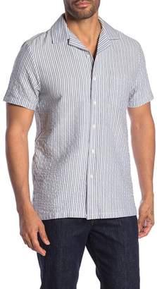 Onia Vacation Stripe Shirt
