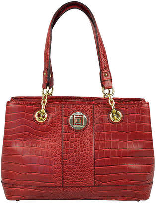Liz Claiborne Real Fit Shoulder Bag